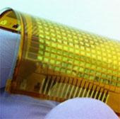 Sắp có màn hình OLED dẻo làm bằng nhựa