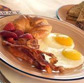 Nam giới bỏ ăn sáng dễ bị mắc bệnh về tim mạch