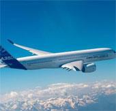Máy bay dùng vật liệu composite hoàn thành chăng bạy đầu tiên