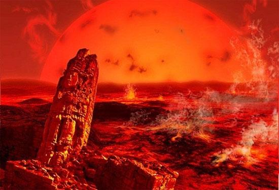 Liệu Trái đất của chúng ta có bị thiêu rụi hay không?