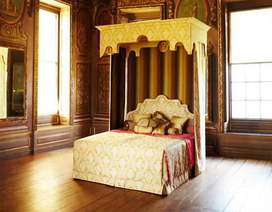 Chiếc giường đắt giá nhất thế giới