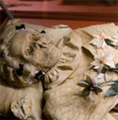 Gene vi trùng lao trong xác ướp 200 năm
