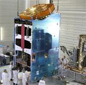 Tàu vũ trụ mới của Inmarsat vào quỹ đạo