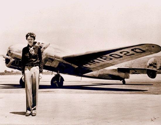 Sau chuyến bay, không ai còn cơ hội gặp lại Amelia Earhart nữa