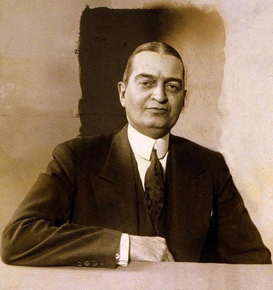 Thẩm phán Joseph Force Crater