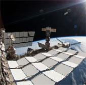 "Tàu vận tải ""Tiến bộ M-20M"" kết nối với Trạm ISS"