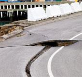 Động đất có thể giải phóng khí nhà kính trong lòng đất