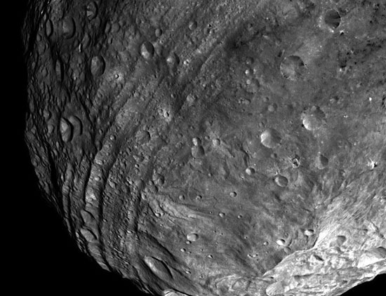Bí ẩn hành tinh Vesta