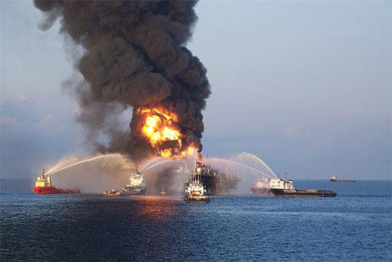 Khám phá mới về thảm họa tràn dầu