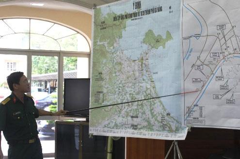 Sắp diễn tập ứng phó với sóng thần tại Đà Nẵng