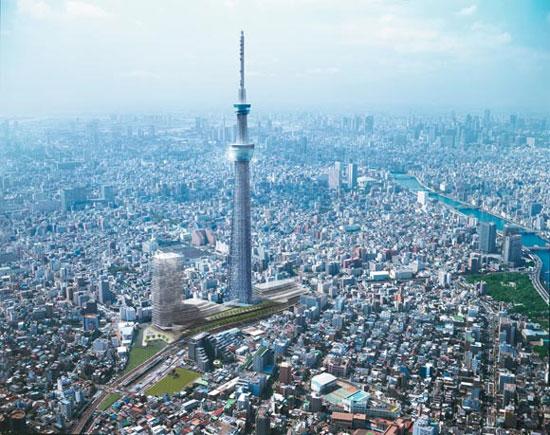 Sợ động đất, Nhật muốn xây thủ đô dự phòng