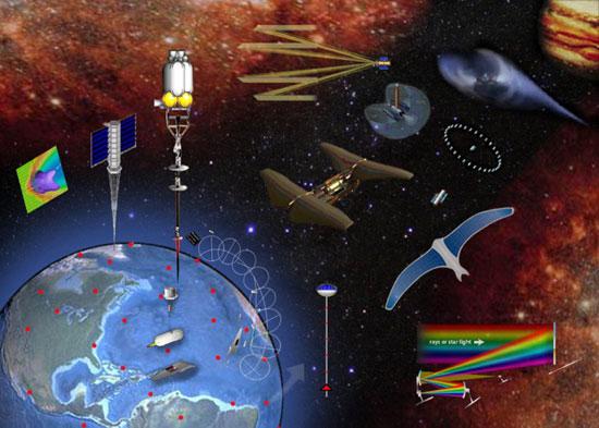 NASA tài trợ cho 30 dự án nghiên cứu vũ trụ mới