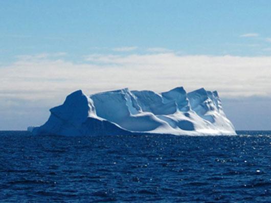 Kéo băng từ Bắc Cực xuống Châu Phi