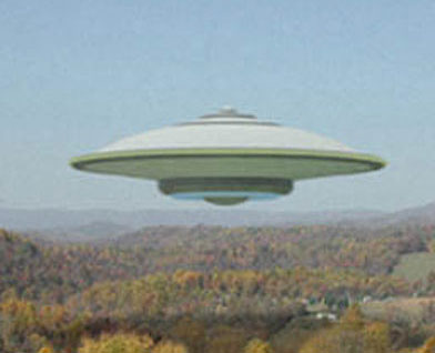 UFO quái dị giữa trời Hà Lan
