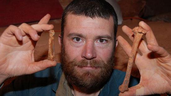 Phát hiện dấu tích đại bàng đuôi nhọn thời tiền sử
