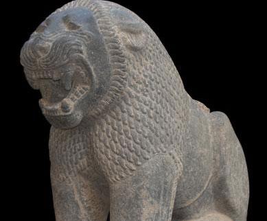 Phát hiện sư tử đá 3000 tuổi tại Thổ Nhĩ Kỳ