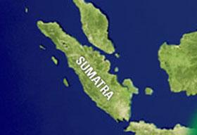 Hai trận động đất một ngày ở Indonesia