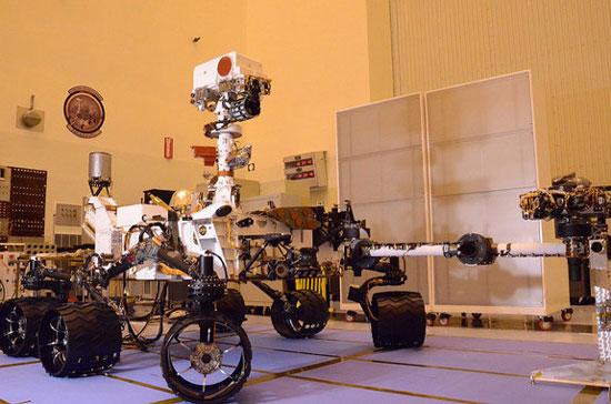 NASA đưa robot thám hiểm mới lên Sao Hỏa