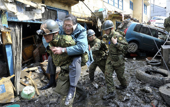 Điều tra về cơ chế của trận siêu động đất ở Nhật