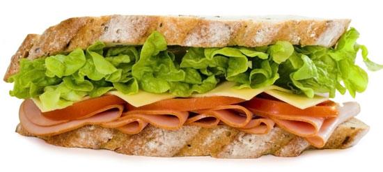 Chất bảo quản tự nhiên bisin có thể giúp bảo quan món sandwich trong thời gian dài hơn.