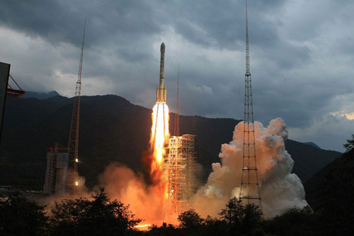 Trung Quốc thất bại trong đợt phóng vệ tinh