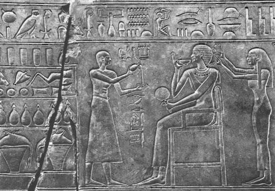 Người Ai Cập cổ đại khi chết vẫn muốn có một kiểu tóc đẹp