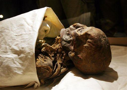 Nữ hoàng Ai Cập Hatshepsut có thể đã đầu độc chính mình