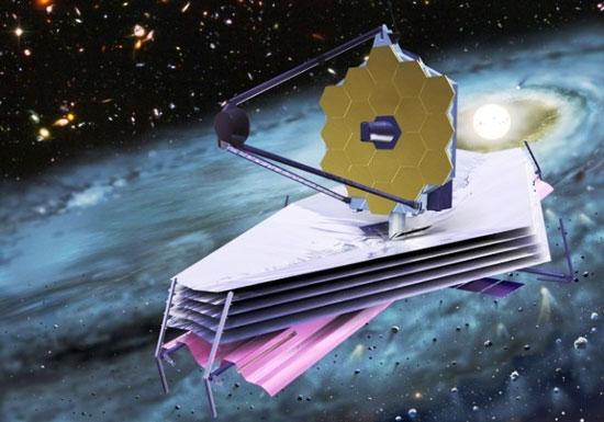 NASA phóng kính viễn vọng không gian mới