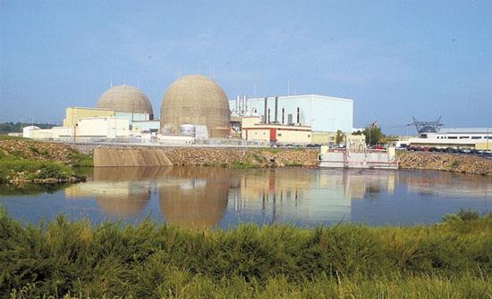 Động đất khiến nhà máy điện hạt nhân Mỹ đóng cửa