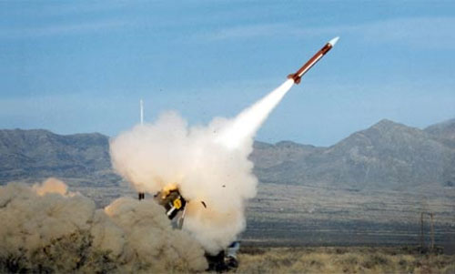 Quân đội Mỹ chế siêu vật liệu nổ mới