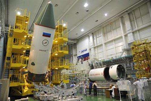 Nga: Tàu chở hàng không đến được quỹ đạo dự kiến