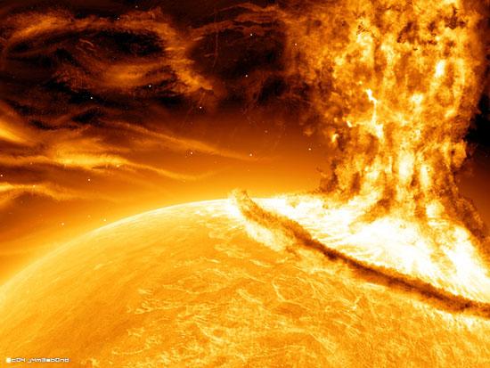 Những điều cần biết về bão mặt trời
