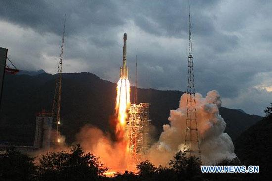 Trung Quốc chuẩn bị xây trạm vũ trụ