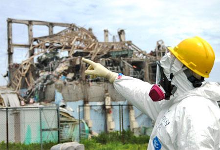 """""""Sự thật bất ngờ"""" về khủng hoảng hạt nhân tại Nhật"""