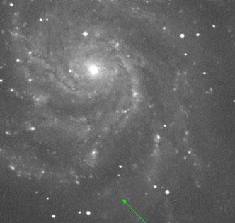 Khoảnh khắc vũ trụ tuyệt đẹp mới được phát hiện