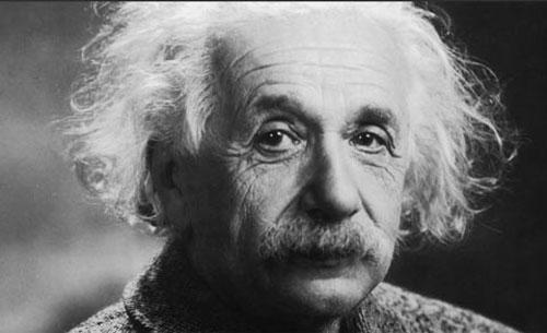 Albert Einstein thuở nhỏ dốt toán