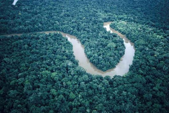 Sông ngầm Amazon không phải là...sông