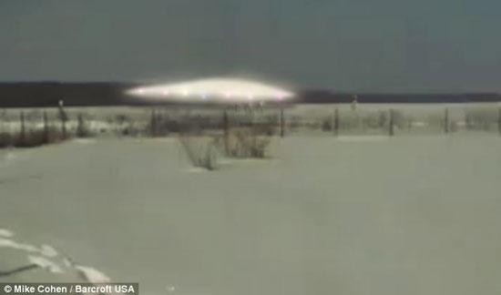 UFO xuất hiện liên tiếp ở Siberia khiến người dân sợ hãi