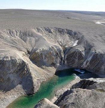 Tìm thấy hố thiên thạch tiêu diệt loài khủng long