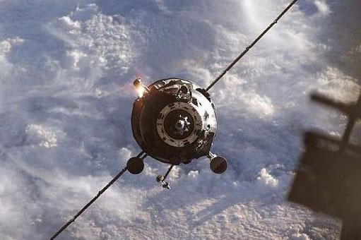 Tàu tiếp tế Nga cập bến ISS sau 6 giờ