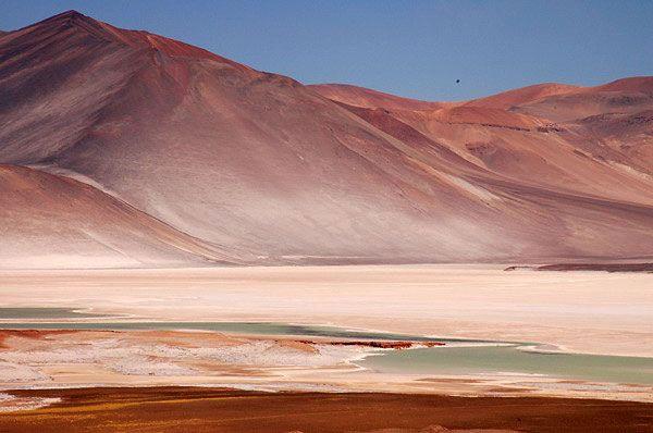"""7 vùng đất """"sao Hỏa"""" trên Trái đất"""
