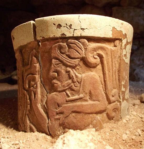 Phát hiện lăng mộ hoàng tử Maya cổ đại