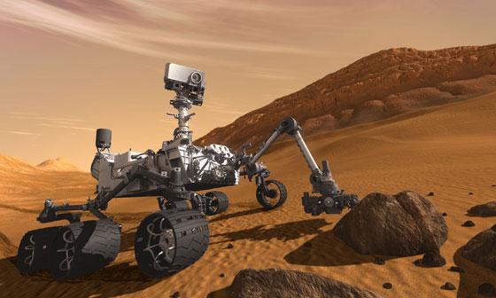 Tàu thăm dò tự hành NASA sắp đáp xuống Sao Hỏa