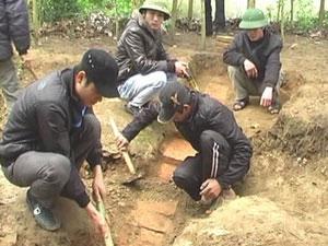 Tuyên Quang: Phát hiện nhiều di tích cổ ở Sơn Dương