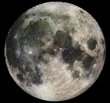 Năng lượng trên Mặt trăng có thể dùng trong 5.000 năm