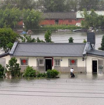 Hai cơn bão vào TQ, hàng trăm nghìn người sơ tán