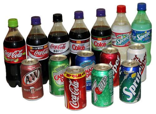 Nước ngọt có thể gây ra 7 loại bệnh