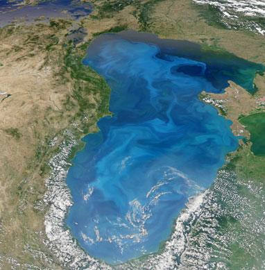 Biển Đen có đen?