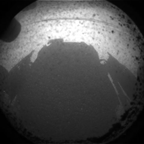 Tàu Curiosity đã đáp thành công xuống sao Hỏa
