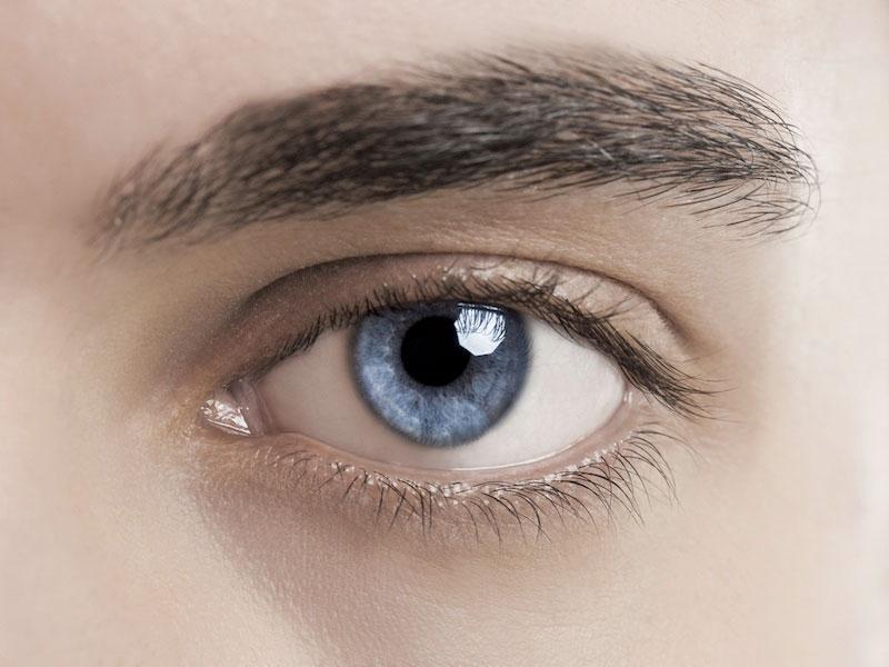 Mắt hé lộ thiên hướng tình dục